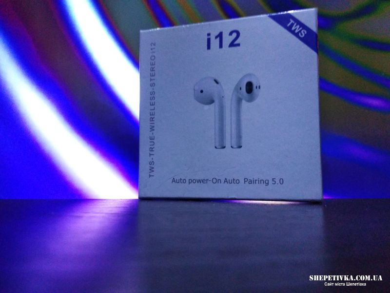 AirPods i 12