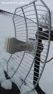 Антена для інтернету