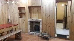 Баня/сауна на дровах