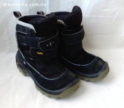 Ботинки Ecco, детские ботинки екко 28 размер
