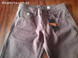 Чоловічі теплі джинси