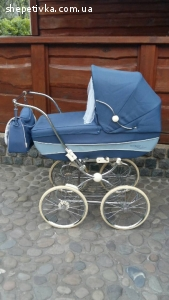 Дитяча коляска Geoby Goodbaby Katarina 2 в 1