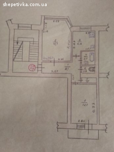 Двокімнатна квартира по Проспекту Миру