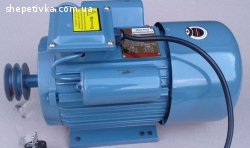Електродвигун для циркулярки 4кВт
