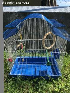 Клітка для папуг