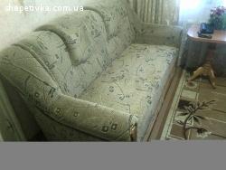 Мягкая часть диван + 2 кресла