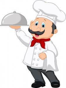На роботу запрошується кухар, помічник кухаря та офіціант.