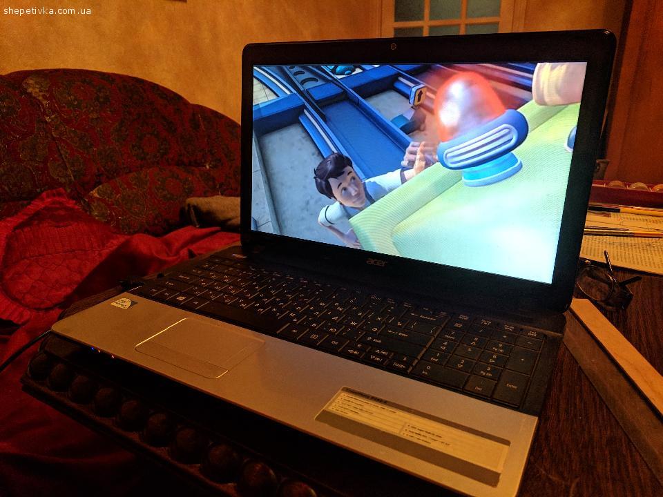 Нотбук Acer Travelmate