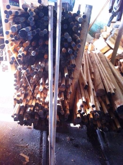 Осердя від деревини/кругліпалки/держак