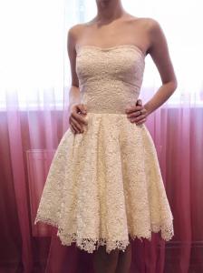 Платье выпускное,болеро