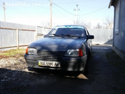 Подам Opel Kadet 1.3