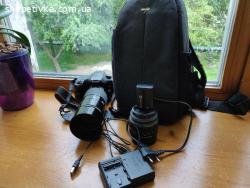 Продаю фотоапарат Sony Alpha SLT-A65 з бонусами