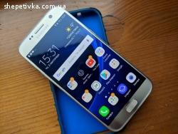 Продаю оригінальний Samsung Galaxy S7 Gold 32Gb (CDMA+GSM)