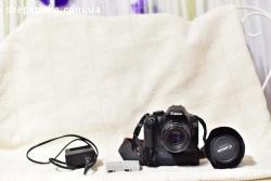 Продам Canon 550D