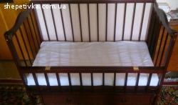 Продам дитяче ліжко-колиска