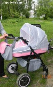 Продам дитячу коляску Adamex -  2в1