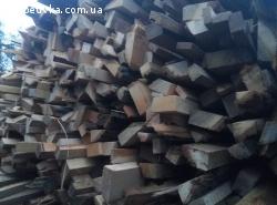 Продам дубові дрова