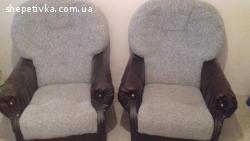 Продам м'які стула.