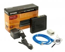 Продам Модем (роутер) D-Link DSL 2500U -НОВИЙ!