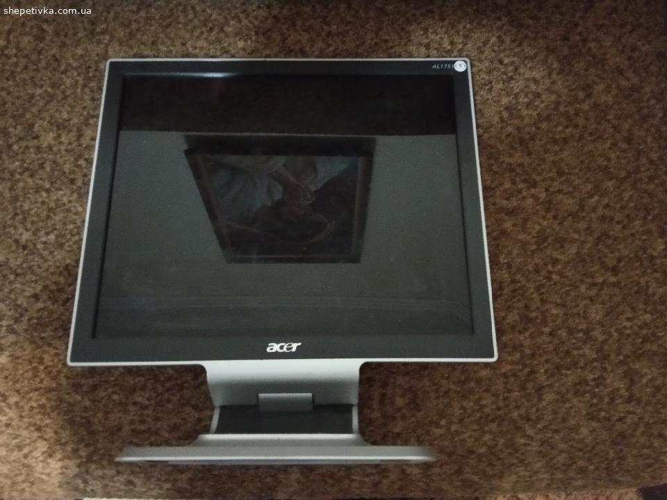 ПРодам монитор Acer AL1751