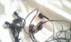 Продам навушники для нокії дві пари
