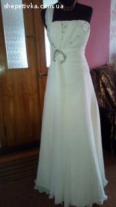 Продам  свадебное платье,. Срочно