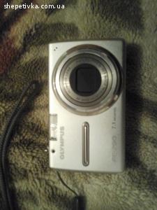 Продам цифровий фотоапарат OLYMPUS