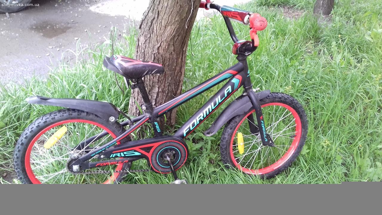Продам велосипед 18 дюймів. Дитячий