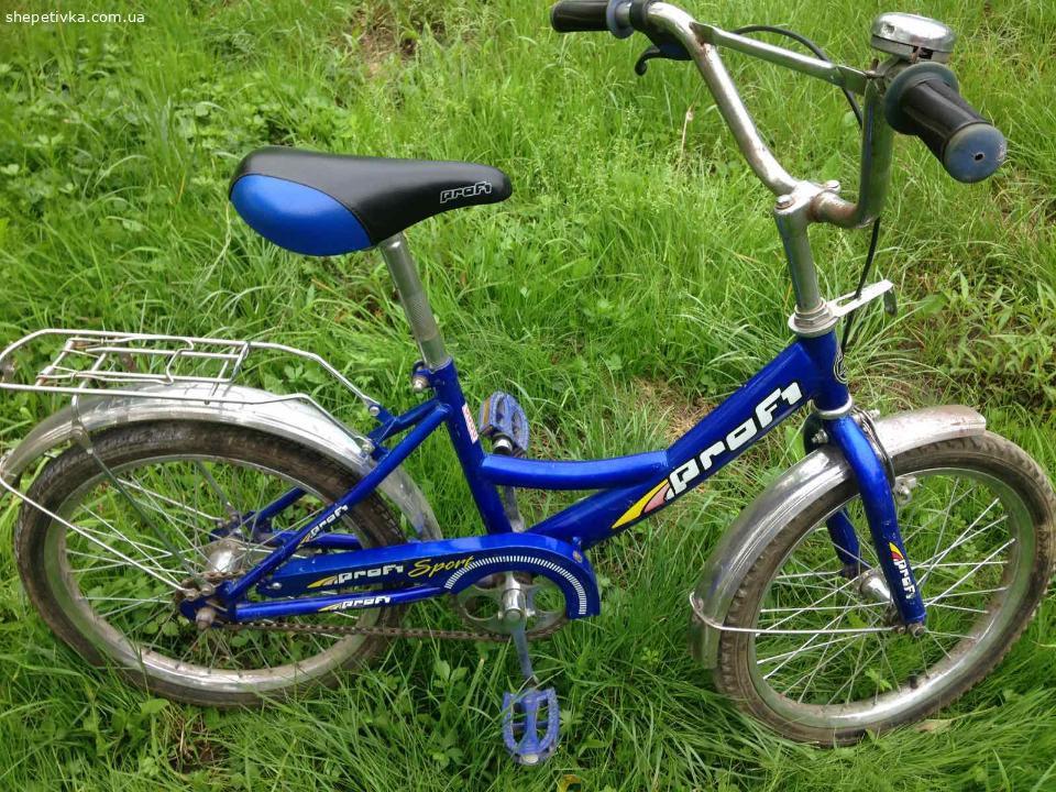Продам велосипед дитячий б/в.