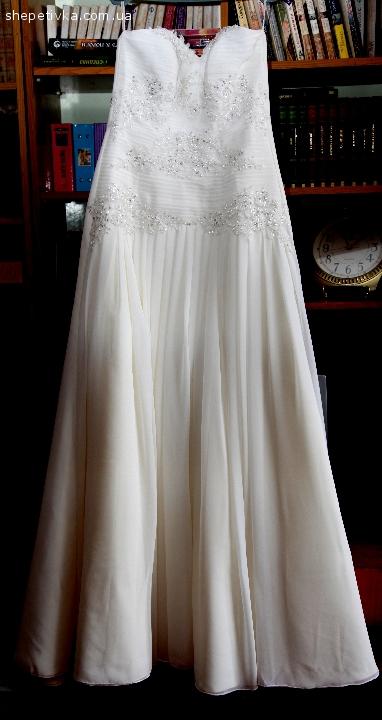 Продам весільну сукню)))