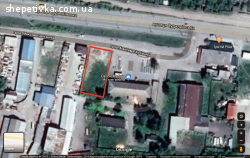 Продам земельну ділянку 1200 м.кв.