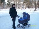 Продаю дитячу  коляску-трансформер