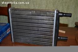 Радиатор отопителя ГАЗ 2410, 3102, 31029 (d 16,алюминиевый )