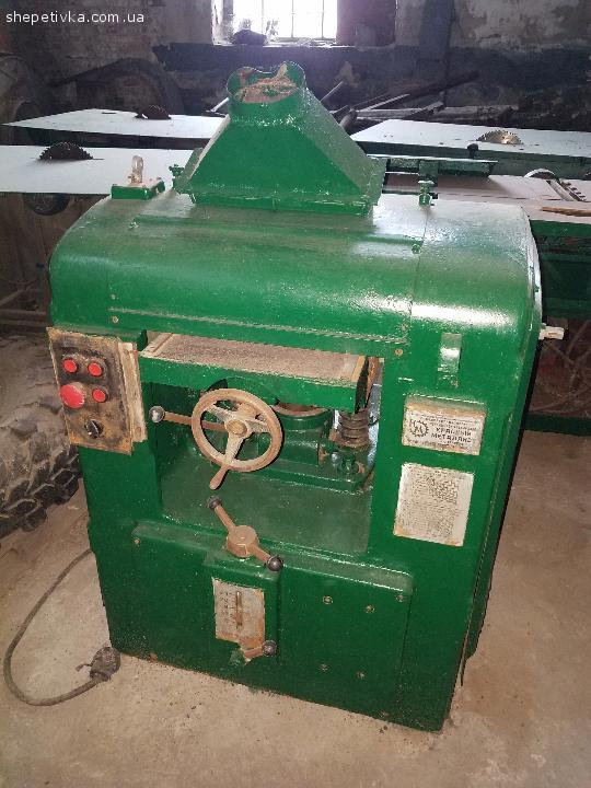 Рейсмус/станок деревообробний СР 3-6 (красный металлист)