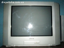 Sony KV-21CL5K Trinitron ЭЛТ-телевизор с плоским экраном диа