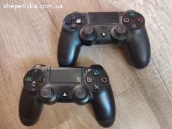 Sony PlayStation 4 1TB прошита 5.05 + два DualShock 4