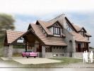 Строительство загородного дома.