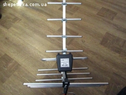 TV-антенна дециметровая DVB-T/T2 AT-13D
