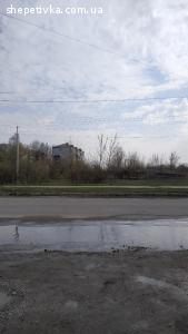 Ул. Судилковская, земля, начатое строительство