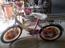 Велосипед для дівчинки. Маша і Ведмідь 20.