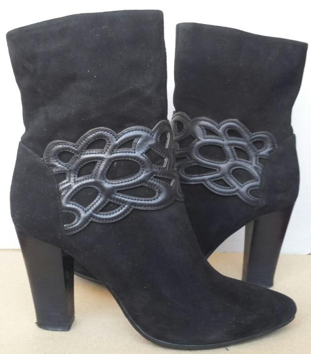 Вишукані демісезонні жіночі черевички Welfare Розмір 40