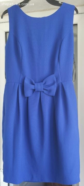 Жіноча  літня сукня з кокетливим бантиком RESERVED Розмір 38