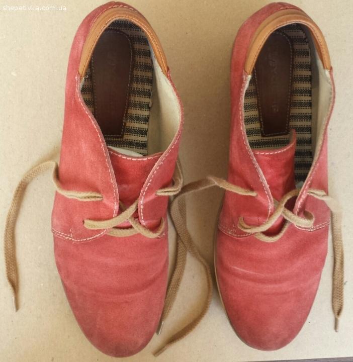 Зручні жіночі осінні черевички YoungSpirit (Німеч.)розмір40