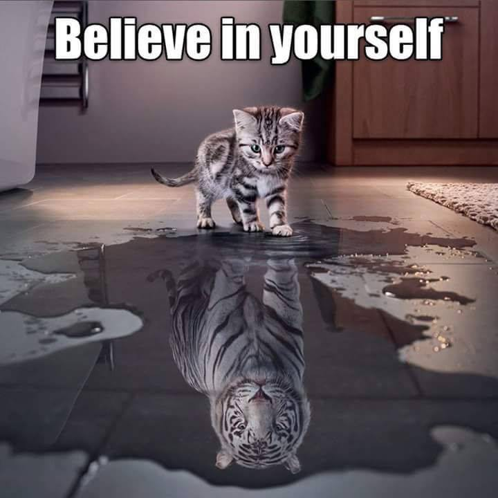Вірити у свої сили