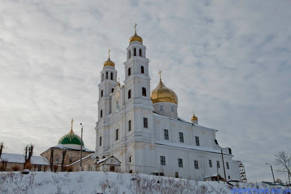 Городищенський монастир
