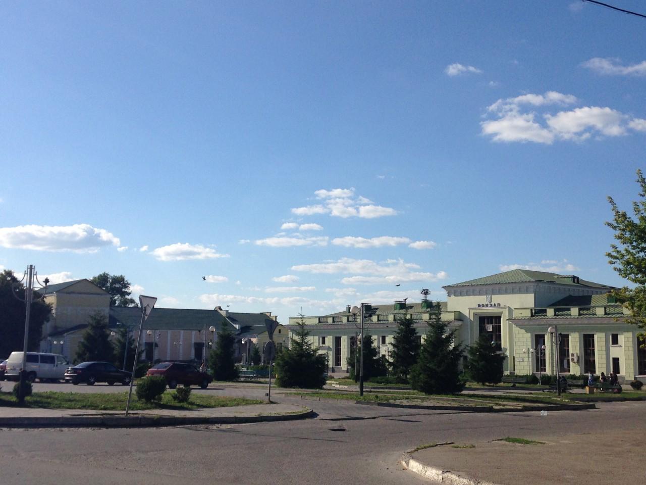 Місця відпочинку в Шепетівці: побудували, а утримувати хто буде? Площа Г.Кірпи