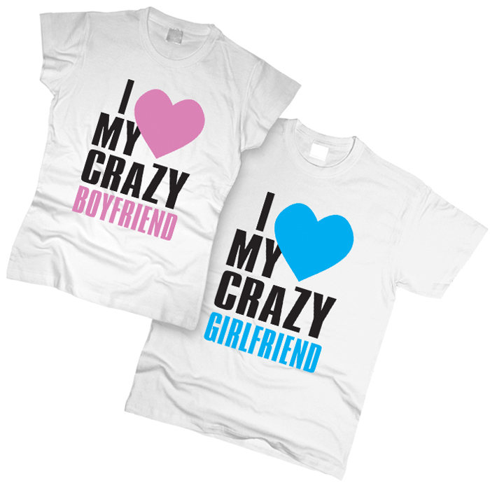 I Love My Crazy 01 Whi P