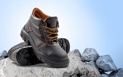 Как выбрать размер рабочей обуви?
