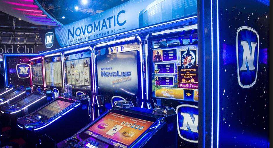 Игровые аппараты novomatic онлайн играть казино адмирал с выводом денег