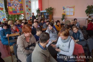 Презентація нового роману Братів Капранових у Шепетівці 2017-02-23